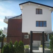 Фасада Изток, Бриз, Варна, Baumit, дограма, ограда