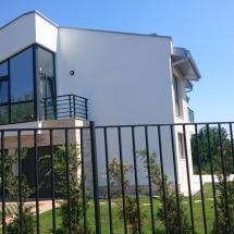 Фасада Запад, метална ограда, изолация, уют, слънеч, Варна, Горна Трака,