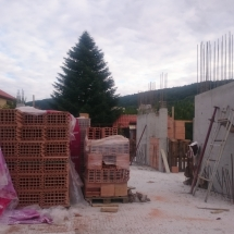 Бриз, Варна, качествен, Подготовка за задирия на къщи 1 и 2