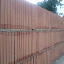 Тухлена зидария къщи тип 1 и 2