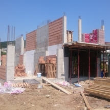 Бриз, Варна, качество, качествено, сигуронст, Тухлена зидария къщи тип 1 и 2