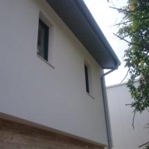 Baumit, фасада, юг, травертин, изолация