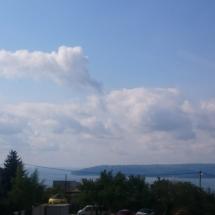 Бриз, Варна, качество, комфорт, Изглед от тераса на къща 2