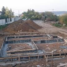 Обратен насип на къща 3, Бриз, Варна, кофраж