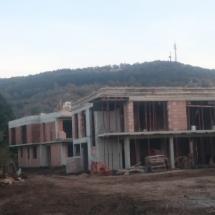 Къщи 3, 2 и 1 фасади юг