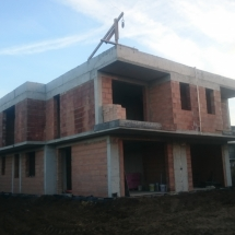 Къщи 1 и 2, фасада юг, Бриз, Варна, сигурност, качество