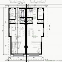 къщи 1 и 2 етаж 1, Бриз Варна