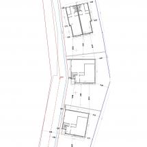 Бриз, Варна, План - ситуация на жилищата върху терена