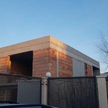 фасада, къща 4, юг, изток
