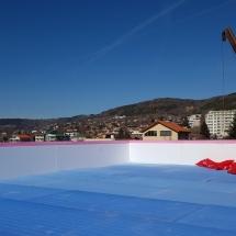 XPS, топлоизолация, покрив, 15 см