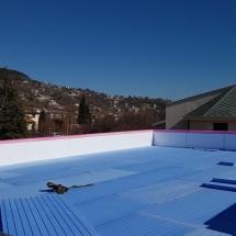 XPS, топлоизолация, покрив