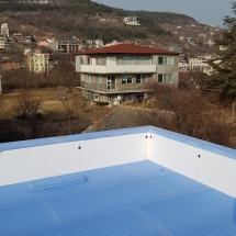 Топлоизолация на покрива 15 см XPS