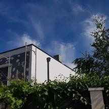 Фасада Юг-Изток. Baumit топлоизолационна система.