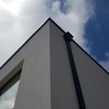 Фасада Изток-Север. Baumit.