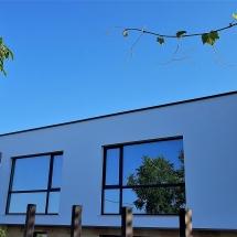 южна фасада, жилище 4, баумит, Трокал, троен стъклопакет