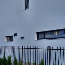 Фасада Север на Жилище 3