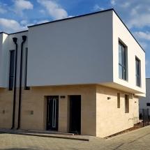 Фасада Север на жилище 1 и 2