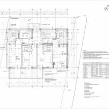 План втори етаж