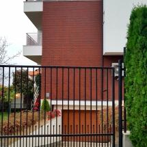 Фасада с клинкерни плочи
