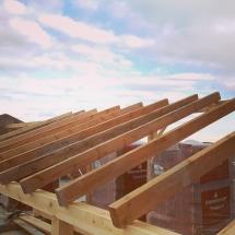 Покривна конструкция